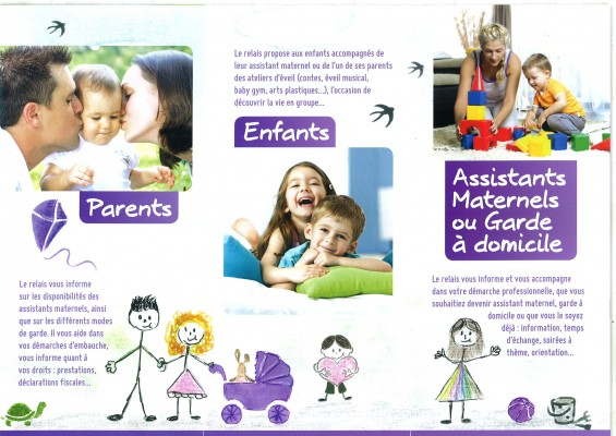 Relais assistants maternels et parents